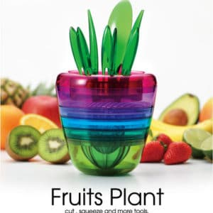 Multifunction Kitchen Tools, 10 in 1 Fruit Plant