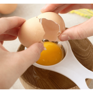 3 Pcs Alat Pemisah Kuning Telur