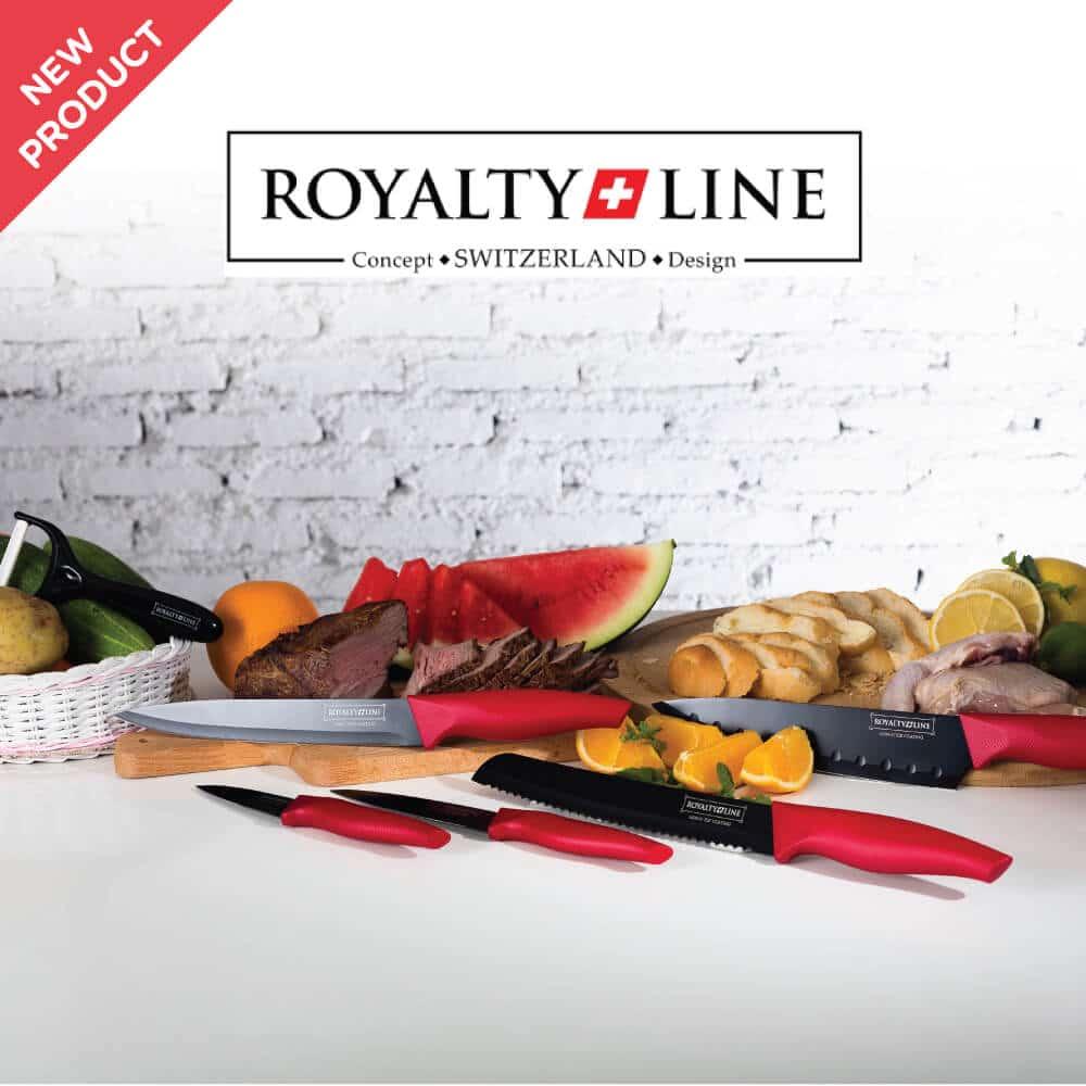 Siapkan Hidangan Natal dan Tahun Baru Dengan Royalty Line