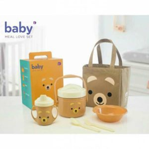 Baby Value Pack Bear Set 4 Pcs