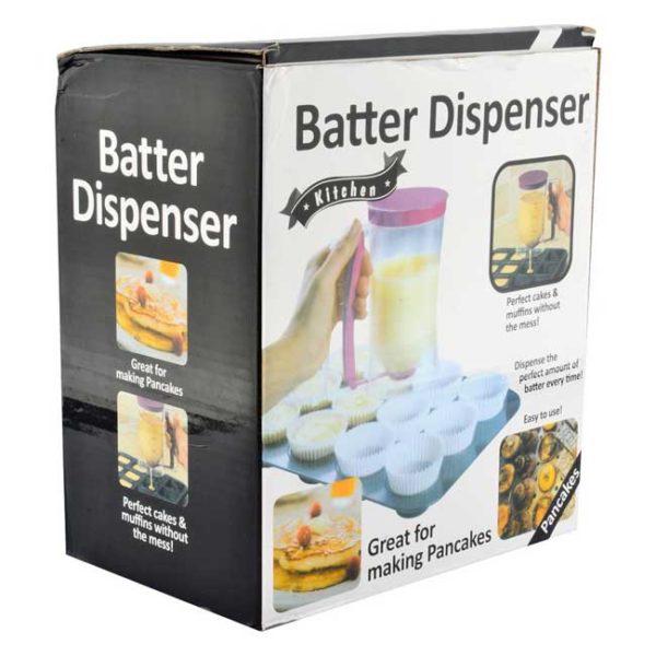 Batter Dispenser, Gelas Takar Adonan Kue, 900 ml