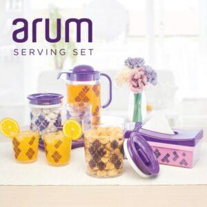 Arum Serving Set of 9