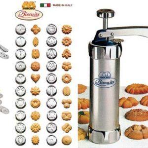 Marcato Biscuit & Cookies Maker, Alat Cetakan Kue Kering