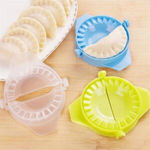 Cetakan Pangsit, Pastel, Dumpling, dan Gyoza (Isi 3 Pcs)