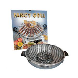 Fancy Grill 33cm, Alat Pemanggang Praktis & Serbaguna