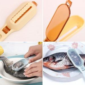 Alat Pembersih Sisik Ikan, Ekonomis