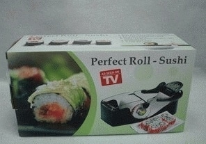 Perfect Roll, Sushi Roller Maker