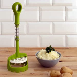 RK Potato Smasher, Black & Green, Pelumat Kentang
