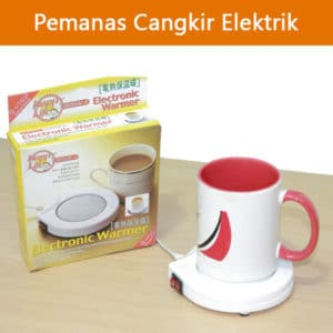 Happy Life Electric Warmer - Pemanas Cangkir Elektrik