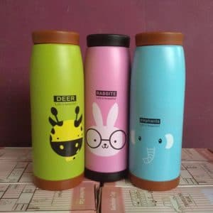 Termos Tumbler Animal 500 ml, Stainless Doff