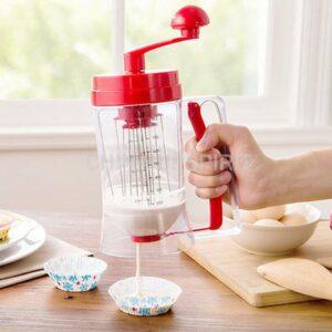 Manual Pancake Machine & Dispenser