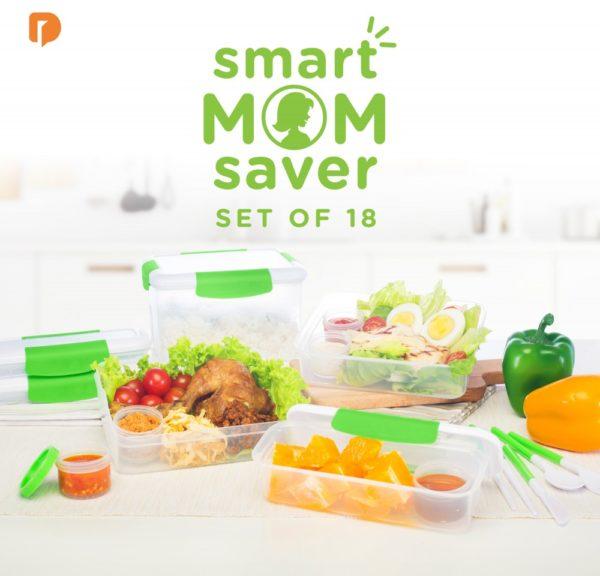 Smart Mom Saver Set of 18