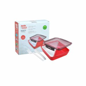 Maxim Bento Square Box 1.2L - Lunch Box
