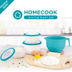 Homecook Mixing Bowl Set of 4