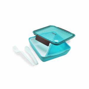 Maxim Bento Square Box 1.2L - Lunch Box