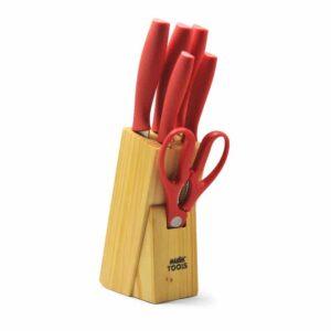 Maxim Tools 7 Pcs Complete Knife Set