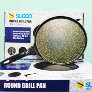 Suggo Round Grill Pan 30 cm - Pizza Pan