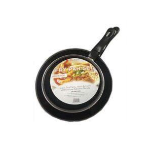 Maspion Fancy Fry Pan Set 2 Pcs, Non Stick