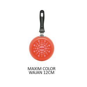 Maxim Color Wajan Teflon Kecil 12cm