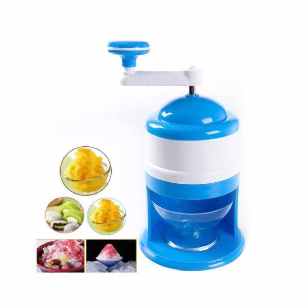 Blueidea Mini Ice Crusher - Alat Serut Es Mini, Snow Ice