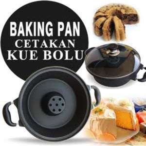 **BEST DEAL** Baking Pan 28cm - Cetakan Kue Bolu