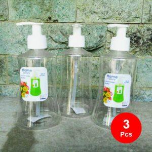 Onyx Dispenser Pompa Sabun Set 3 Pcs, 360ml