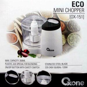 Oxone Eco Mini Chopper OX-151 350ml/120 Watt