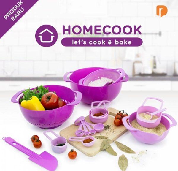 Homecook Let's Cook & Bake Set 12 Pcs