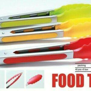 Food Tongs - Alat Penjepit Makanan