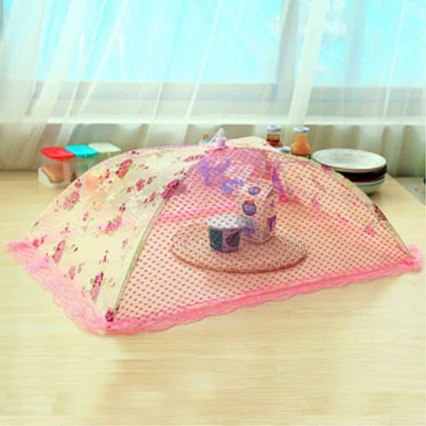 Tudung Saji Lipat v2 - Food Umbrella