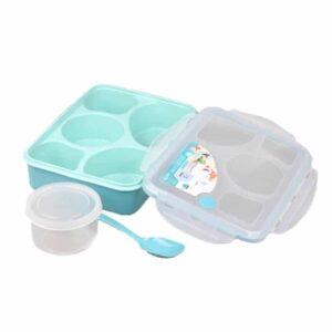 Yooyee Lunch Box - Kotak Makan Sup 5 Sekat