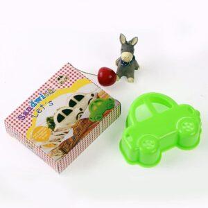 Cetakan Roti Mobil, Car Shape Sandwich Mold