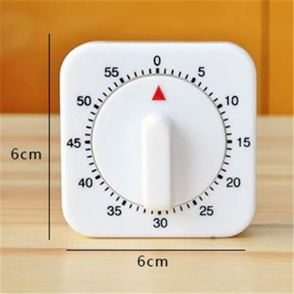 Mechanical Kitchen Timer 60' Series