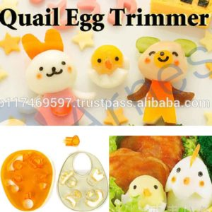 Bento Cheap Egg Cutter Vegetable Cutter Wortel