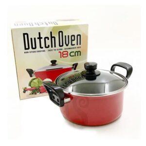 Panci Dutch Oven Maslon 18cm