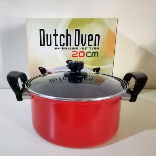 Panci Dutch Oven Maslon 20cm