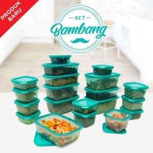 Bambang Set of 20 Pcs by Technoplast