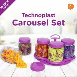 Technoplast Carousel Set